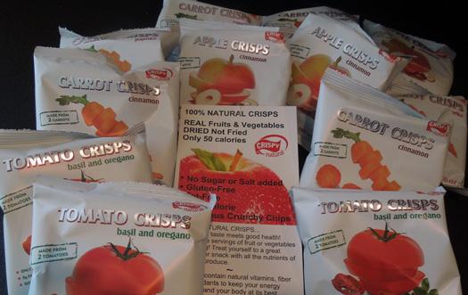 Crispy Natural Bags
