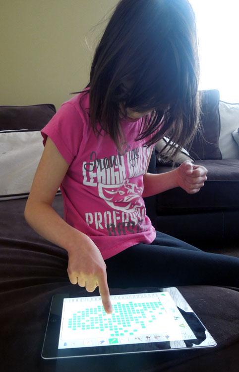 Amelia on iPad