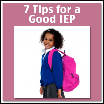 schoolgirl good iep meeting