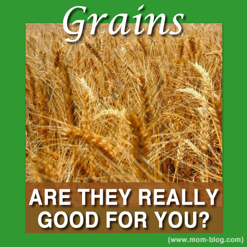 grains - are they good for you?