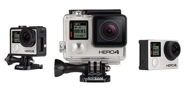 The Hero4 Black camera