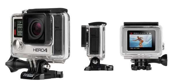 HERO4 Silver Camera