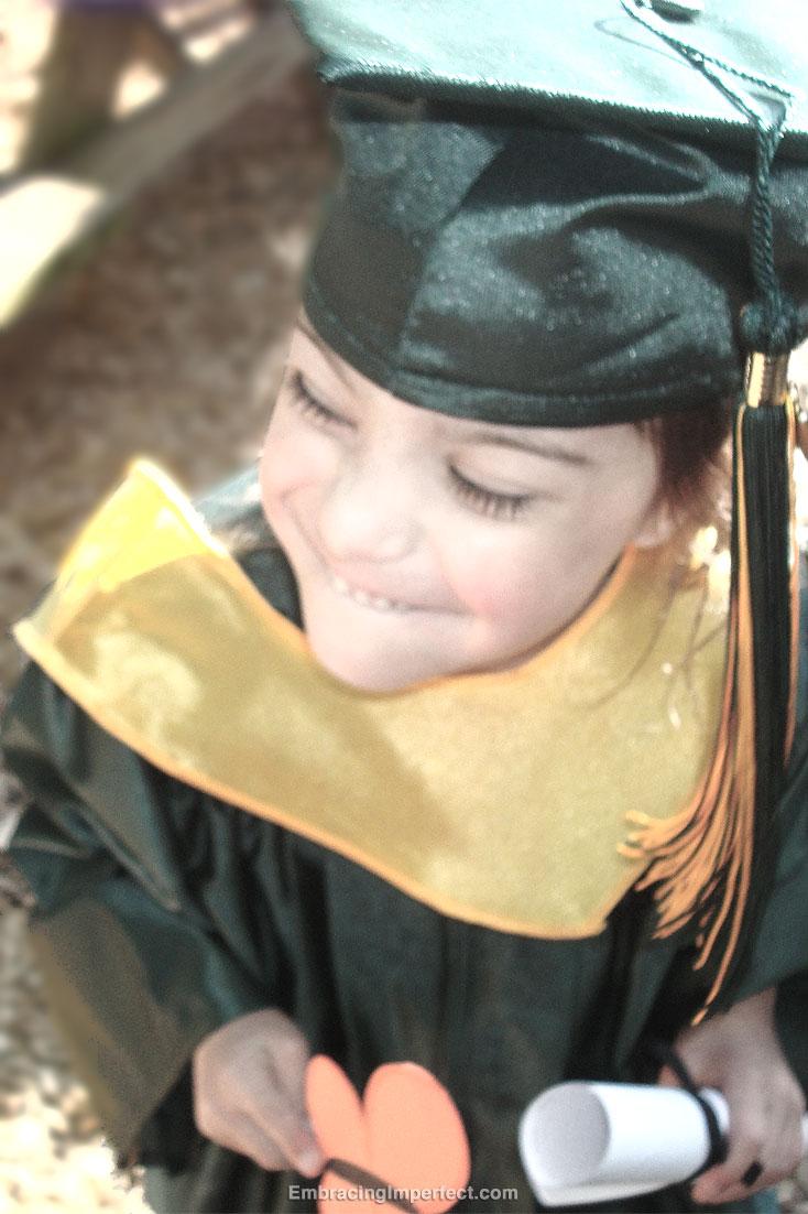 girl graduates