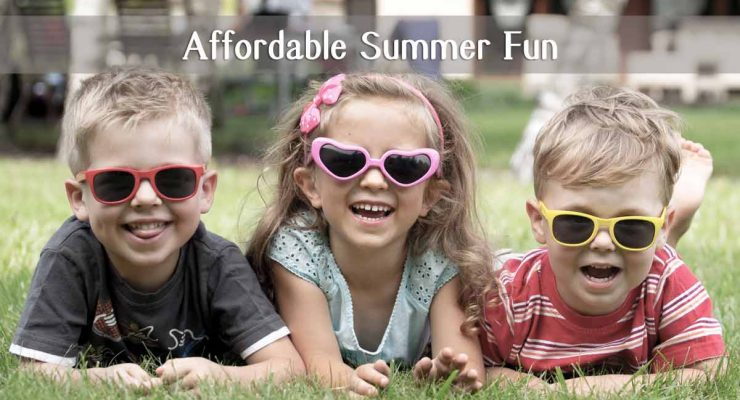 6 Summer Family Activities