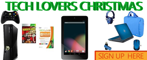 Tech Lover's Christmas Holiday Event