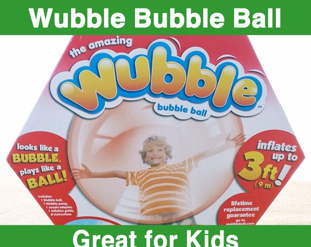 The Wubble Bubble BallTM for Kids with Special Needs #ad