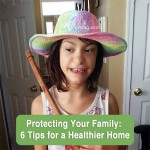 6 Healthy Habits to Protect Your Home #HealthierHome