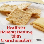 Host a Holiday Party with Crunchmaster Crackers
