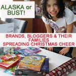 Bloggers & Brands Bring Christmas to Alaska! #TwinHillsSanta