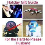 "Gifts for the ""Hard to Buy For"" Husband"