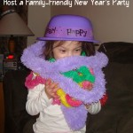Hosting a Family-Friendly New Year's Party