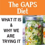 What is the GAPS Diet?