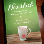 """Nourished"": A Book for the Struggling Mom"