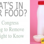 Protecting Your Right to Know What's in Your Food