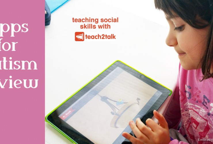 Autism Behavior App: Behaviors with Friends Review