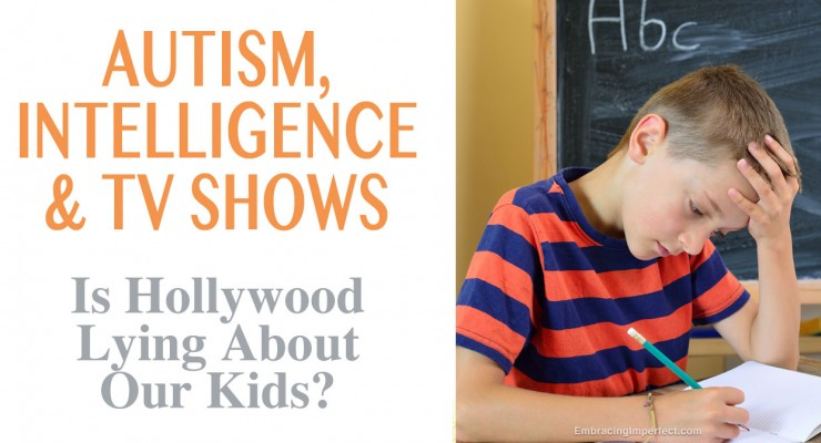 Stop Stereotyping Autism on TV