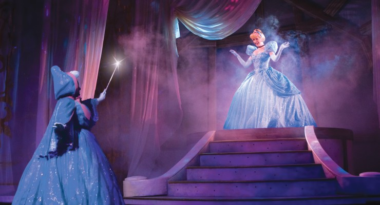 DISNEY LIVE! At Stabler Arena: Cinderella, Beauty & the Beast and Snow White