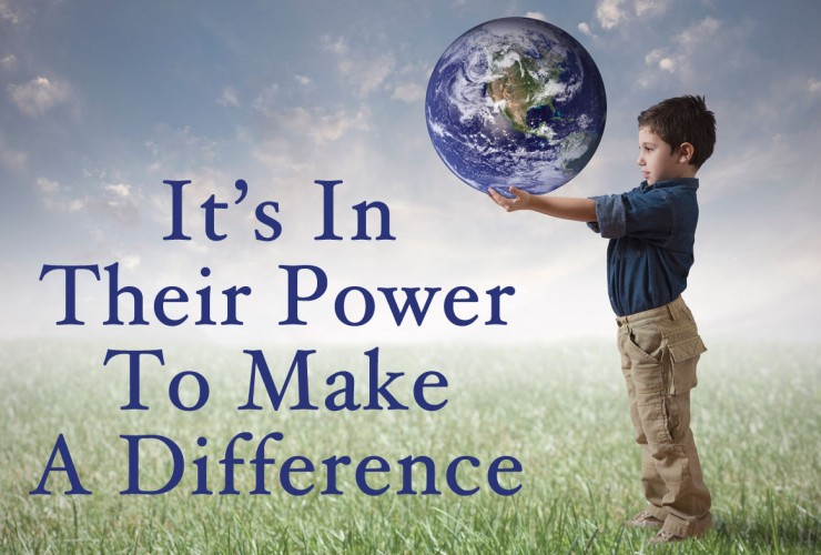 You Have the Power to Save Others – TODAY