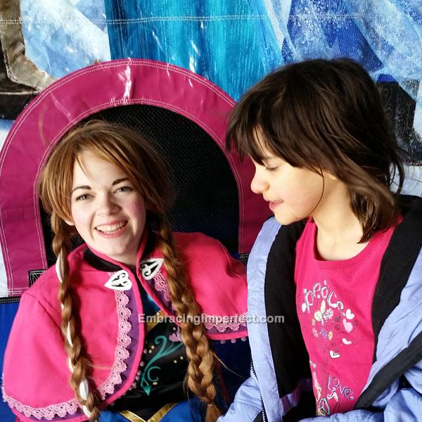 girl with anna