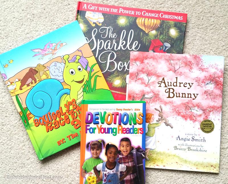Christian kids books