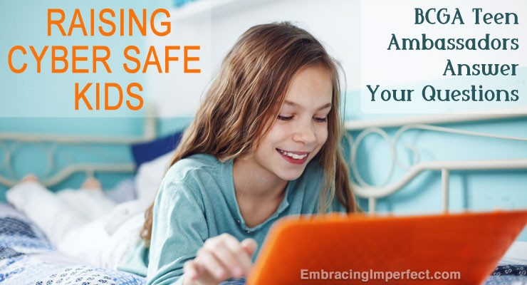BGCA's 3rd Annual Cyber Safe Futures – Keep Your Kids #CyberSafe