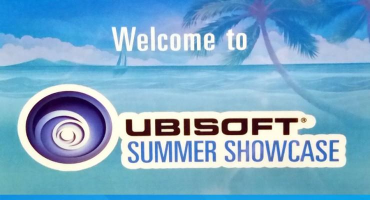 Ubisoft Summer Showcase 2015