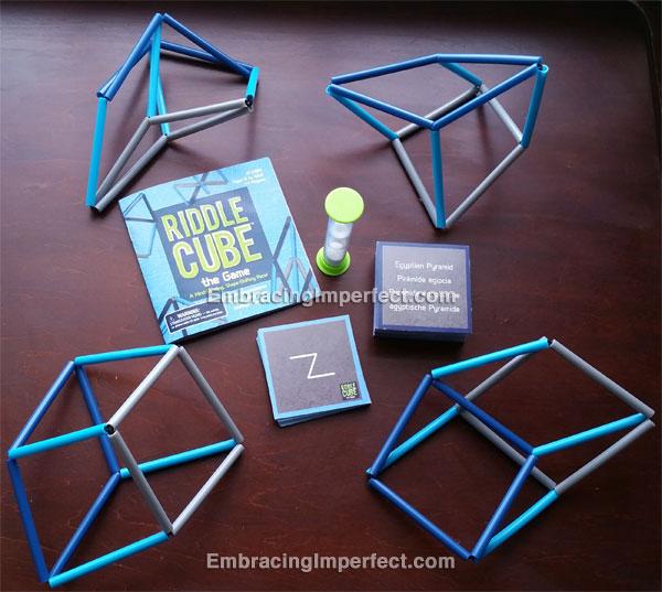 riddlecube pieces
