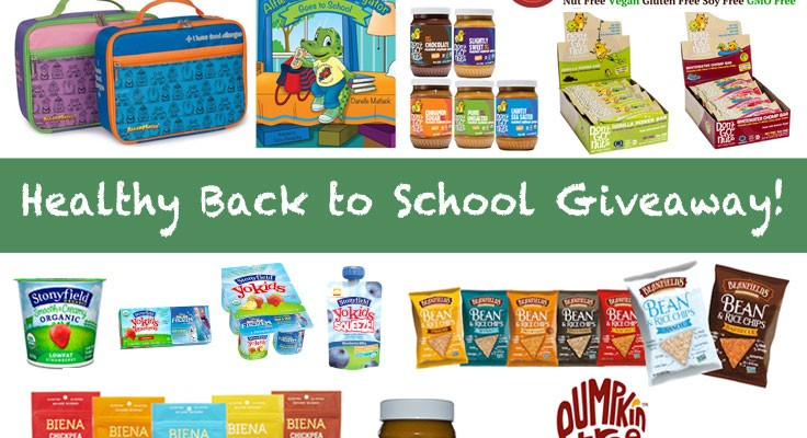 Healthy Back to School Eating – For Mom #HealthyBTS #Giveaway