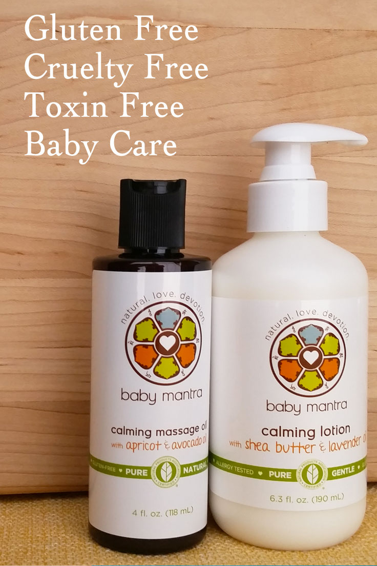 Healthy Child Approved: Baby Mantra Natural Baby Shampoo ...