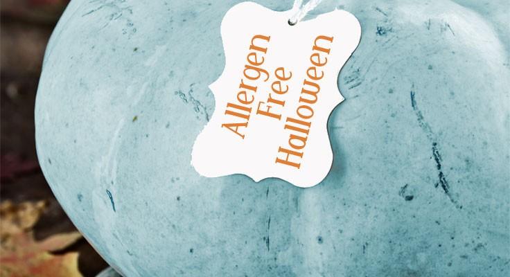 Fill Your Teal Pumpkin: Allergen Free Halloween Candy