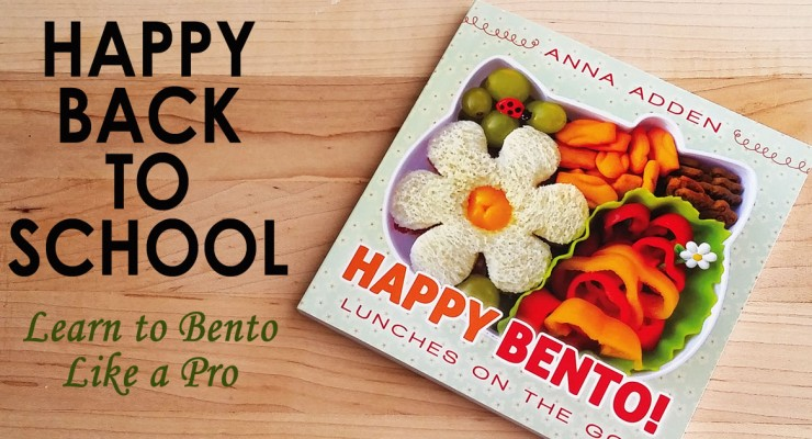 Book Review: Happy Bento! Lunches on the Go