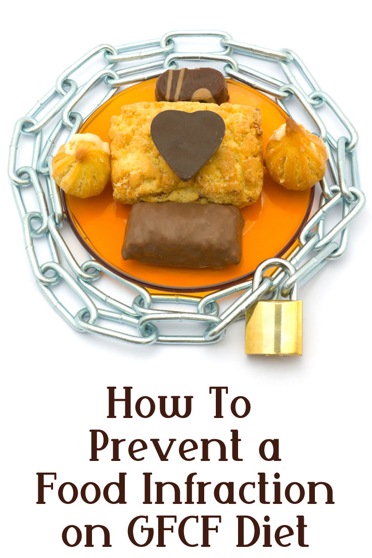 how to prevent a diet infraction