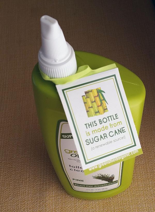 greenshield-bottle-label