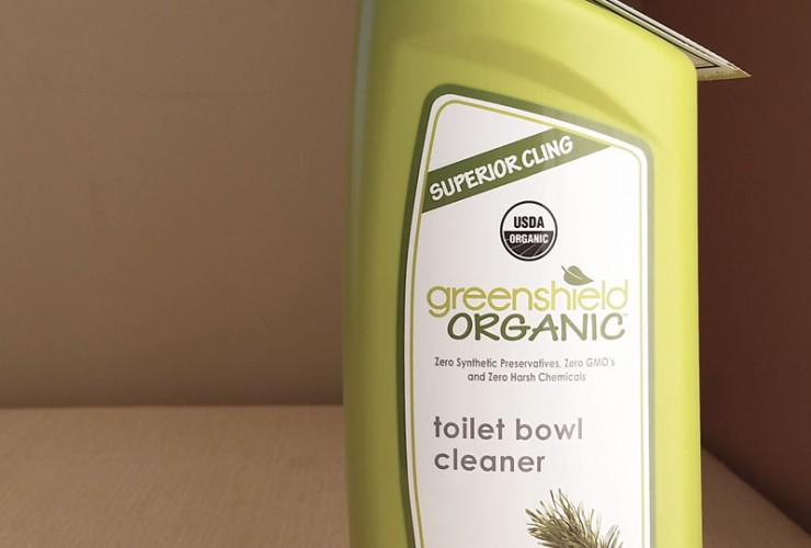 Review: greenshield organic Cleaner