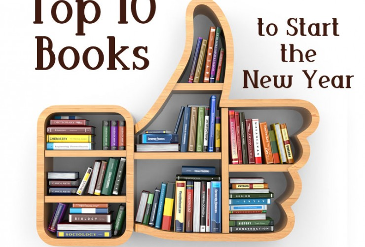 My Top 10 Books to Read in the New Year