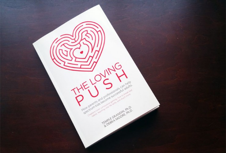 """Does Your Autistic Child Need """"Loving Push""""?"""