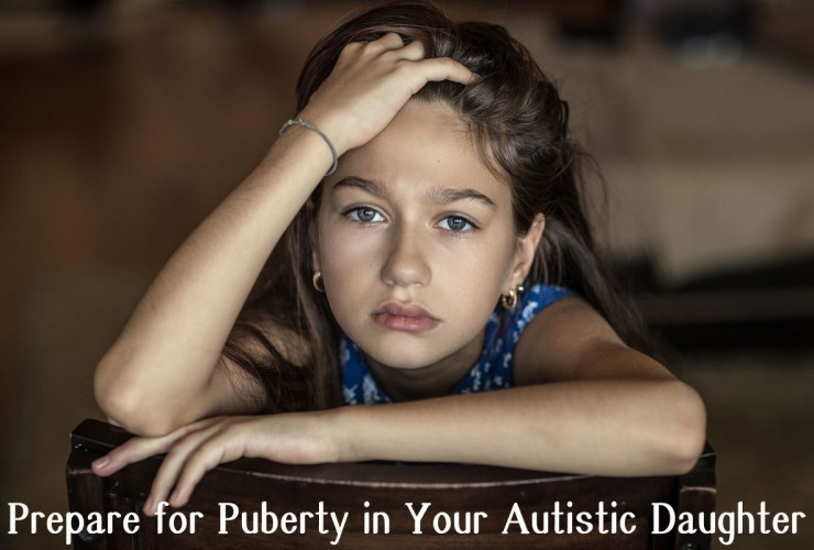 Autism and Menstruation: When Will Your Child Get Her Period?