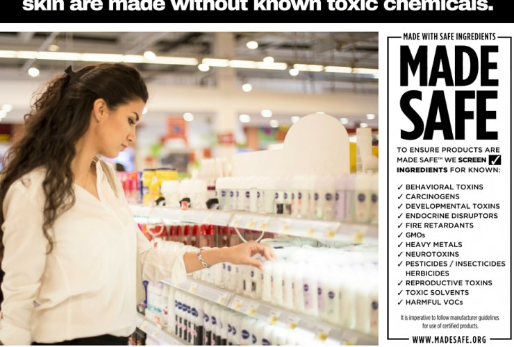 Nontoxic Product Search Made Easy with MADE SAFE<sup>TM</sup>