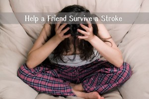 help for moms to see the signs of a stroke