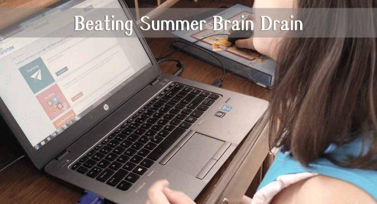 How Kids Can Beat Summer Brain Drain
