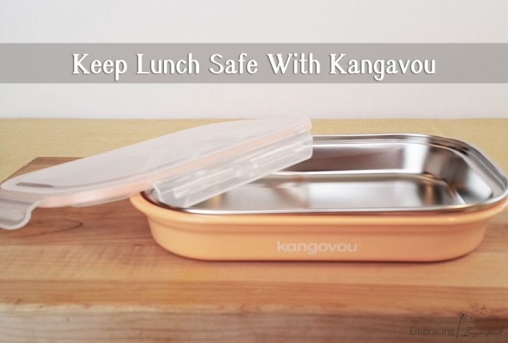 Kangovou: Pack Your Kid's Lunch Safely…and In Style!