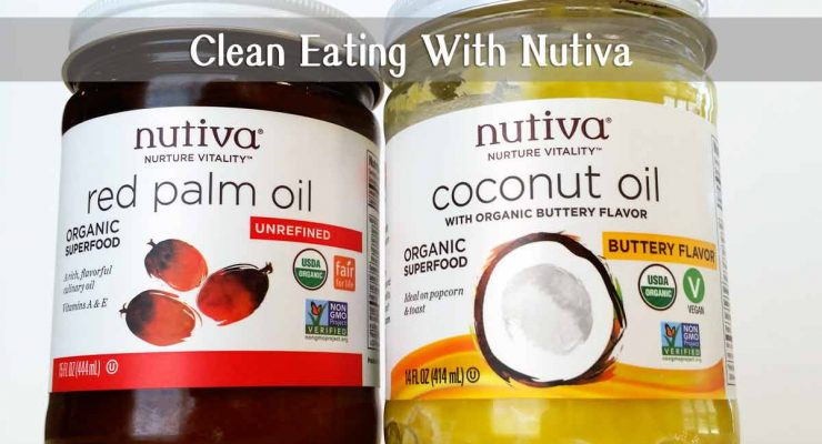 What's In My Clean Eating Pantry: Why I Love Nutiva