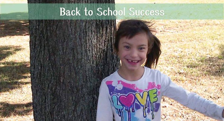 5 Tips for Back to School Success for Special Needs Parents