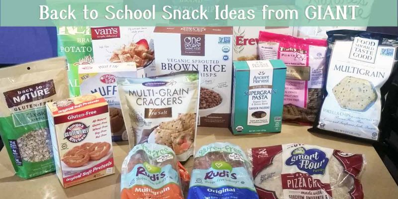 allergen free back to school lunch options from giant