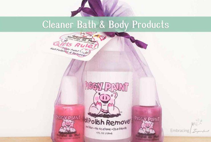 Bath & Body Health With Lucky Vitamin