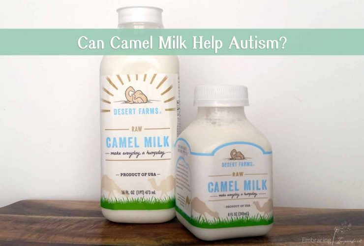 Camel Milk for Autism: Why You Might Want to Try It