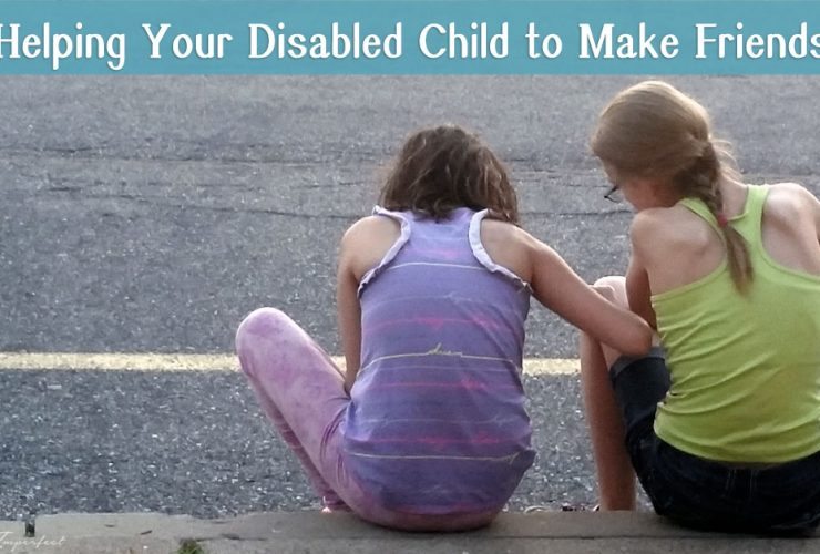 Helping Your Disabled Child to Make Friends: 4 Easy Tips