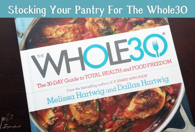 New Diet: The Whole30 Shopping List