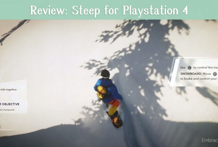 Review: Steep for Playstation
