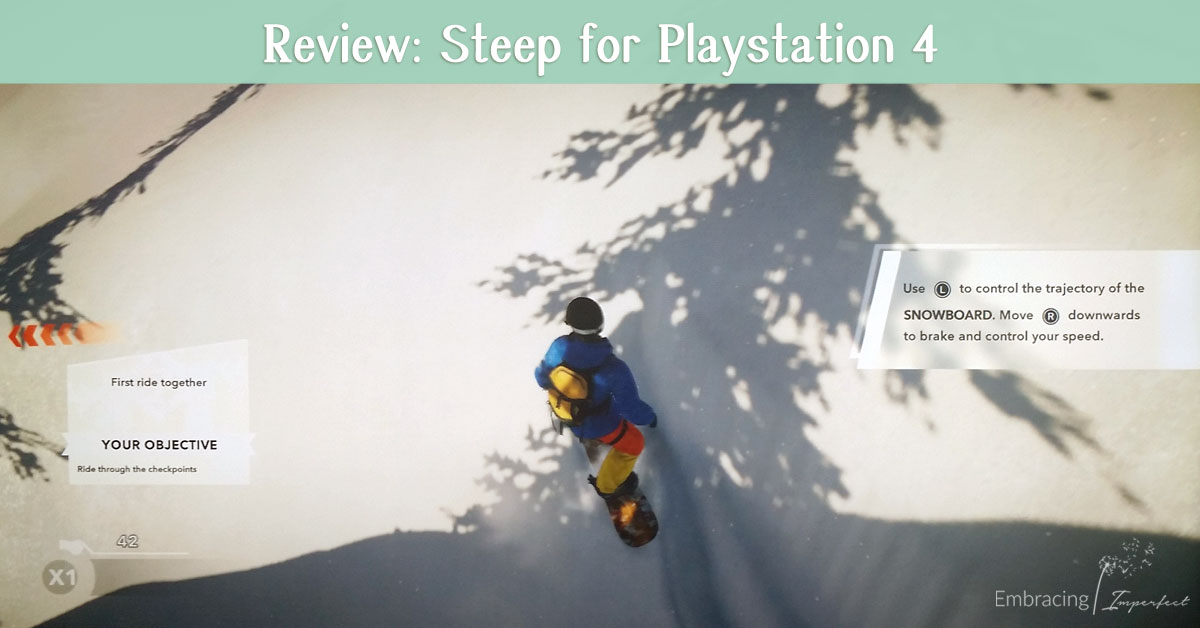 steep for playstation review